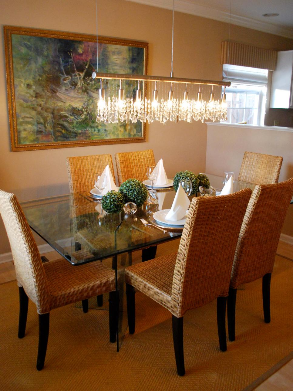 Dining rooms on a budget our 10 favorites from rate my - How to decorate a dining room ...