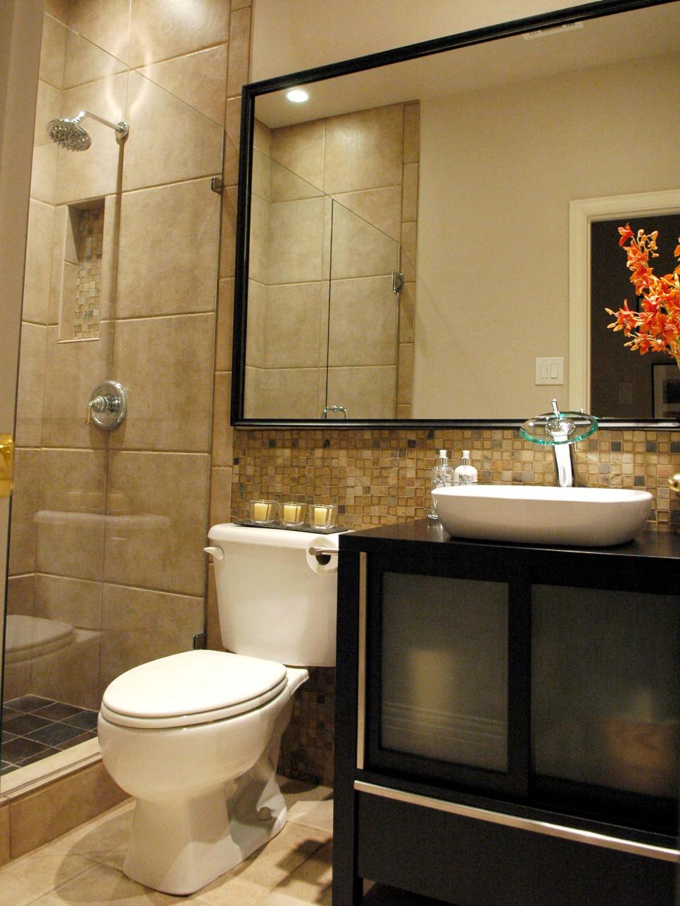Bathrooms on a budget our 10 favorites from rate my space Contemporary bathrooms