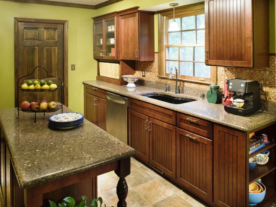 Designing Domesticity Diy Kitchen Island: Run My Renovation: A Kitchen You Helped Design