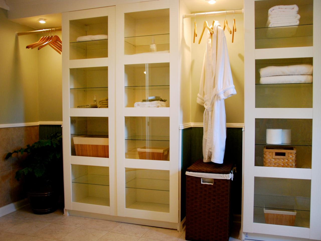 Bathroom organization diy bathroom ideas vanities Bathroom storage cabinets