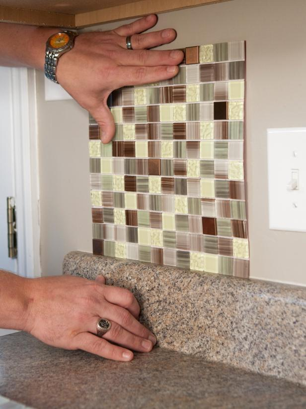 How Much To Install Backsplash measure tile backsplash Step 1