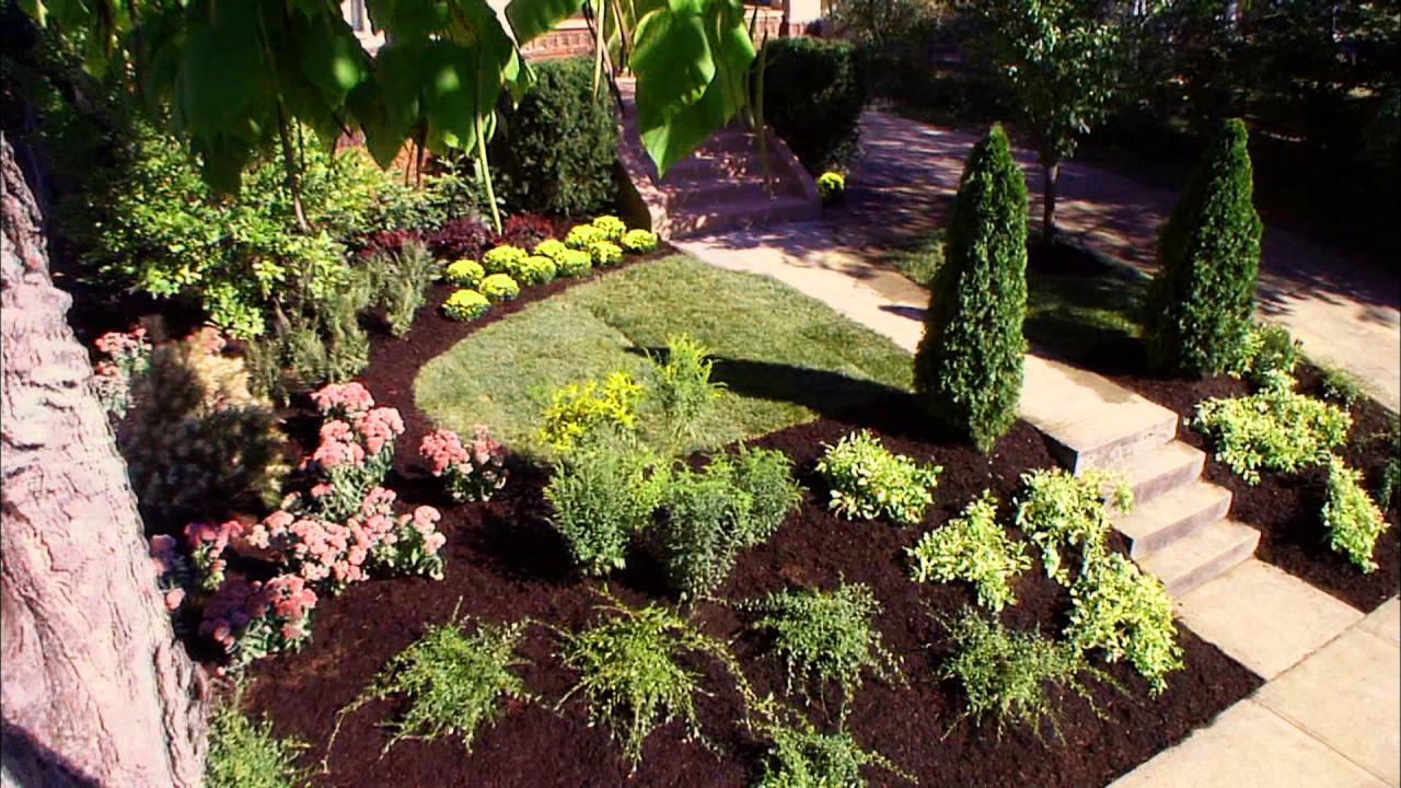 Front yard landscaping ideas diy landscaping landscape for Garden designs images pictures