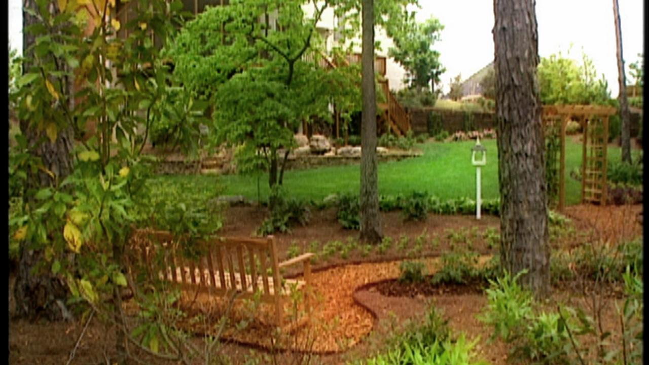 Backyard landscaping ideas diy for Back garden landscaping ideas