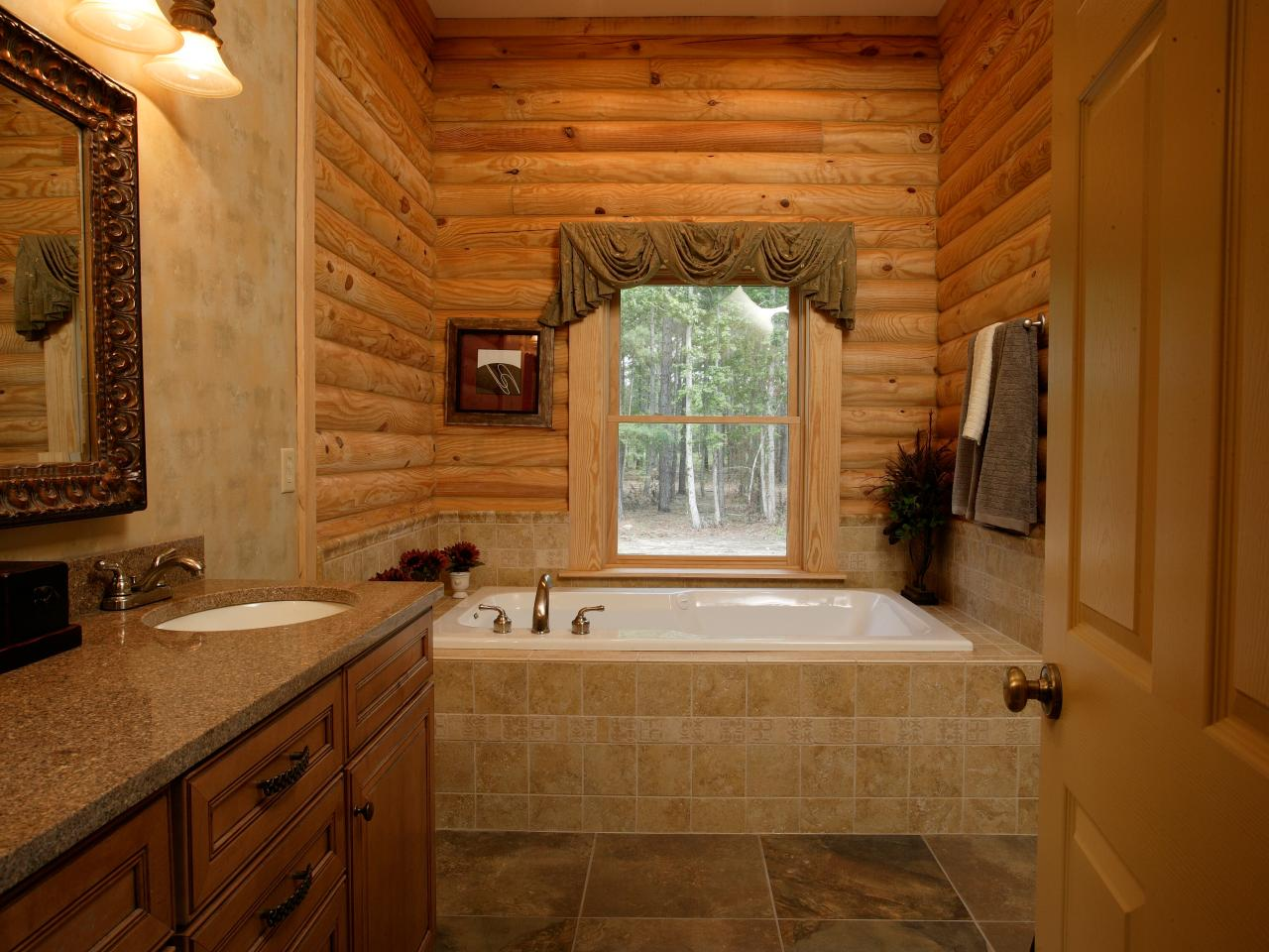 Unique Challenges. Cabin Bathroom