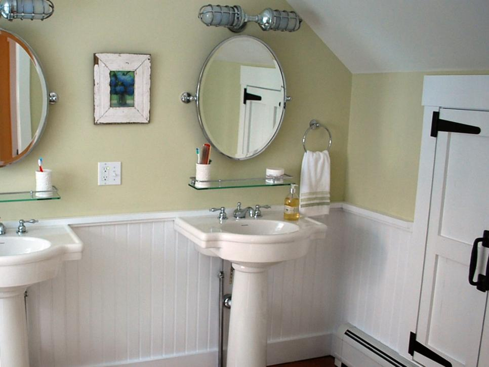 Diy Bathroom Remodel Ideas the 10 best diy bathroom projects | diy