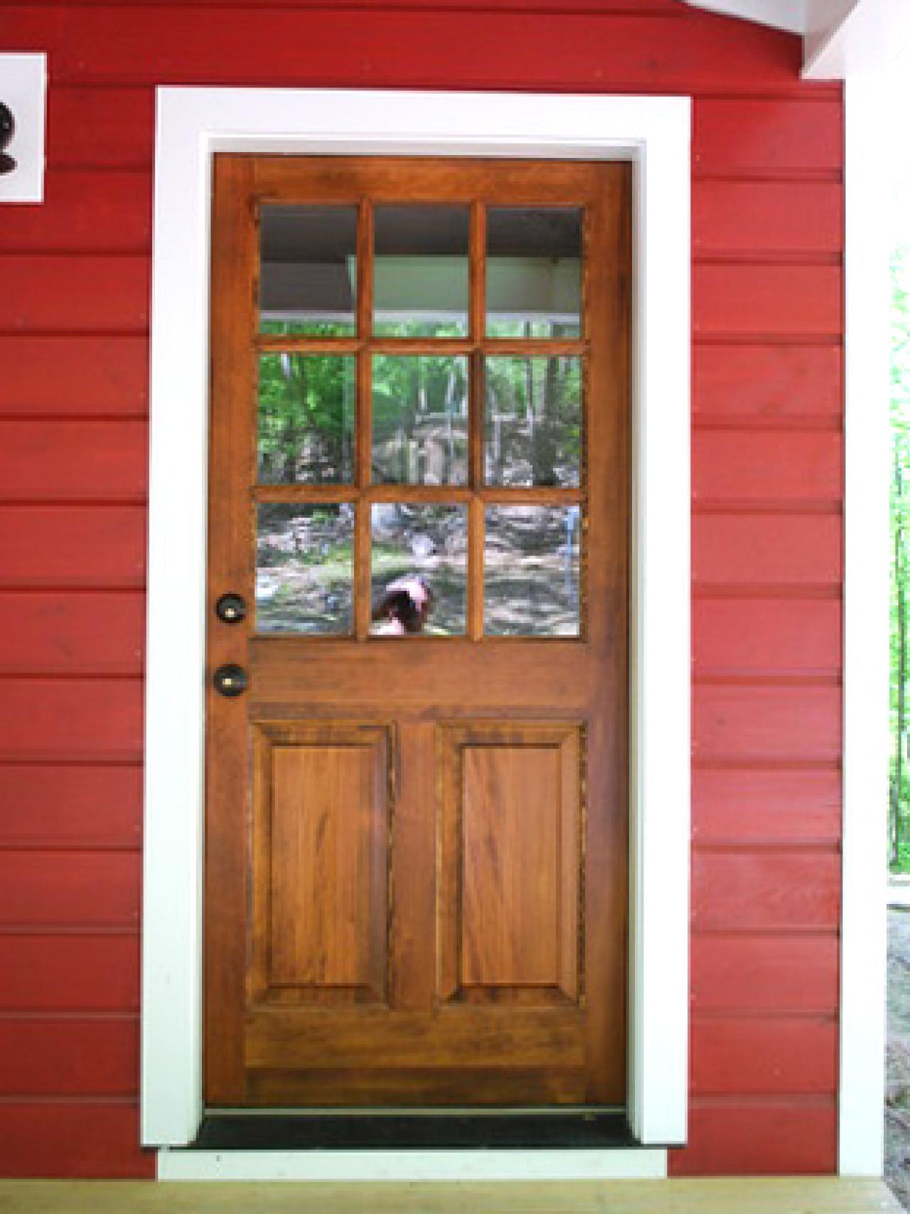 Installing exterior doors - How To Fix Common Problems On Entry Doors