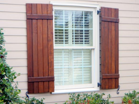All about window glass and glazing installing decorating windows doors diy for Exterior window shutter repair
