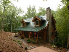 Blog Cabin Exterior