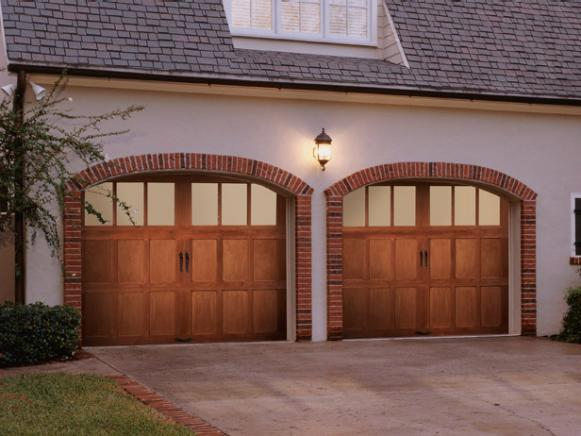 back garage door reserve