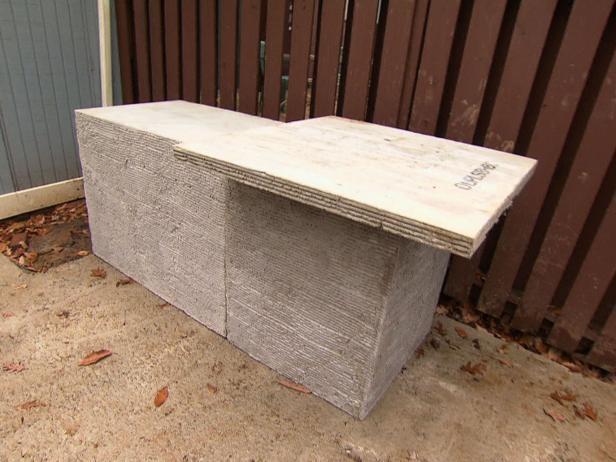 Construct Concrete-Fiber Shell