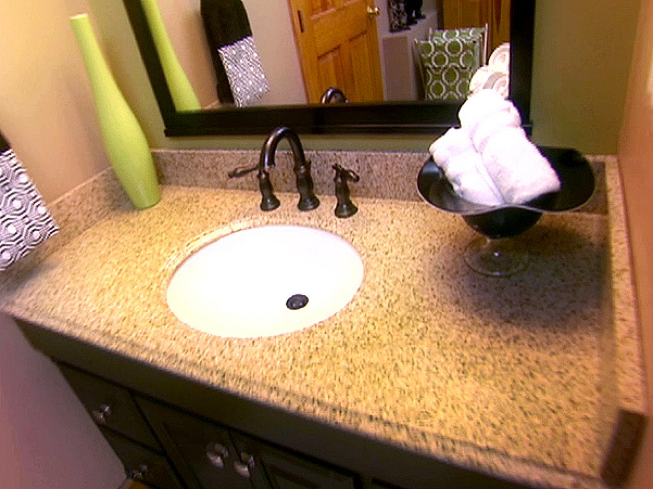 Replacing A Vanity Top 6 Steps