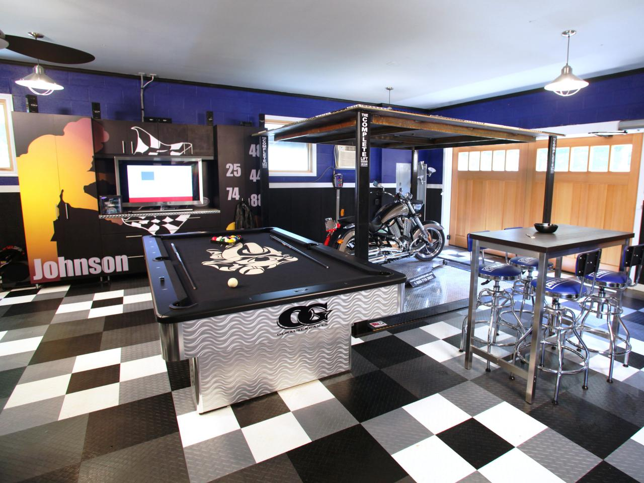 Garage Man Cave : Photos man caves diy