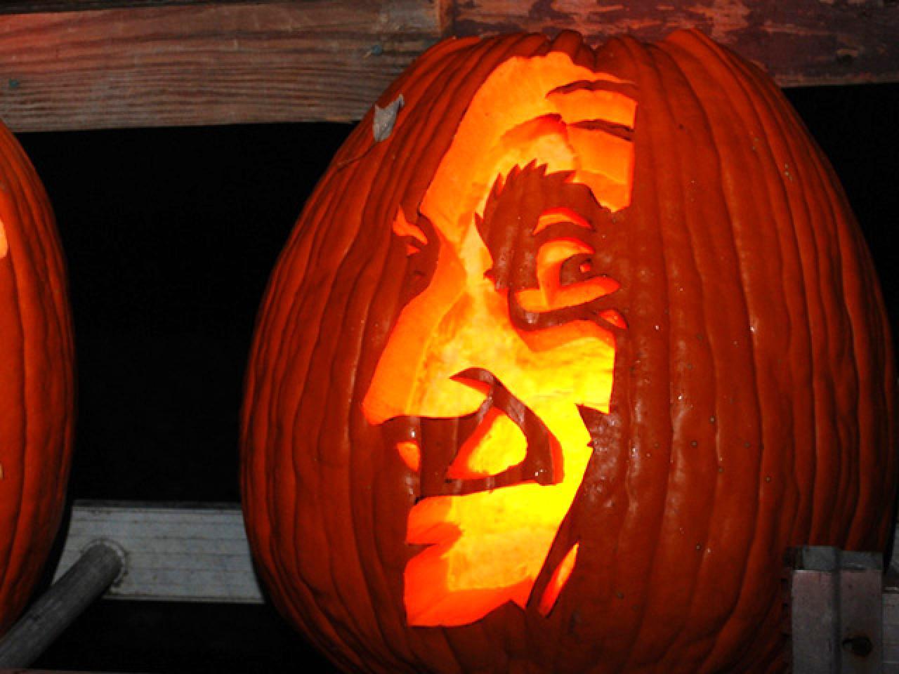 10 amazing jack o 39 lantern masterpieces diy home decor and decorating ideas diy - Breathtaking image of kid halloween decoration using frankestein jack o lantern pumpkin carving ...