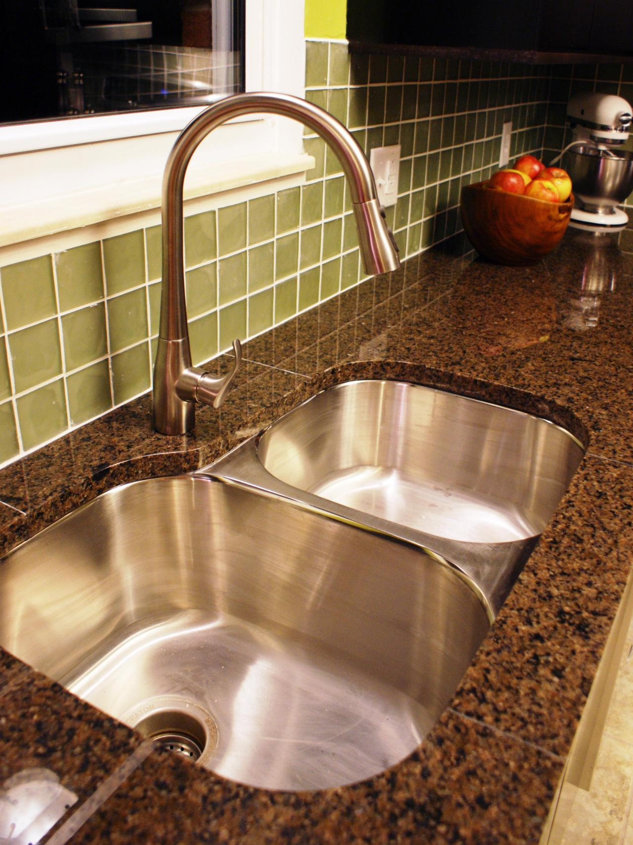 Kitchen sinks for granite countertops for 3 4 inch granite countertops