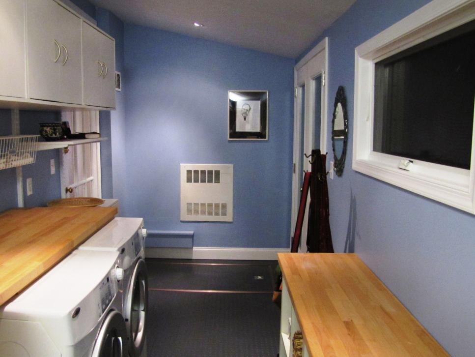 Basement Laundry Room Interior Remodel And After Makeovers Mudrooms Laundry Rooms Basements And More DIY