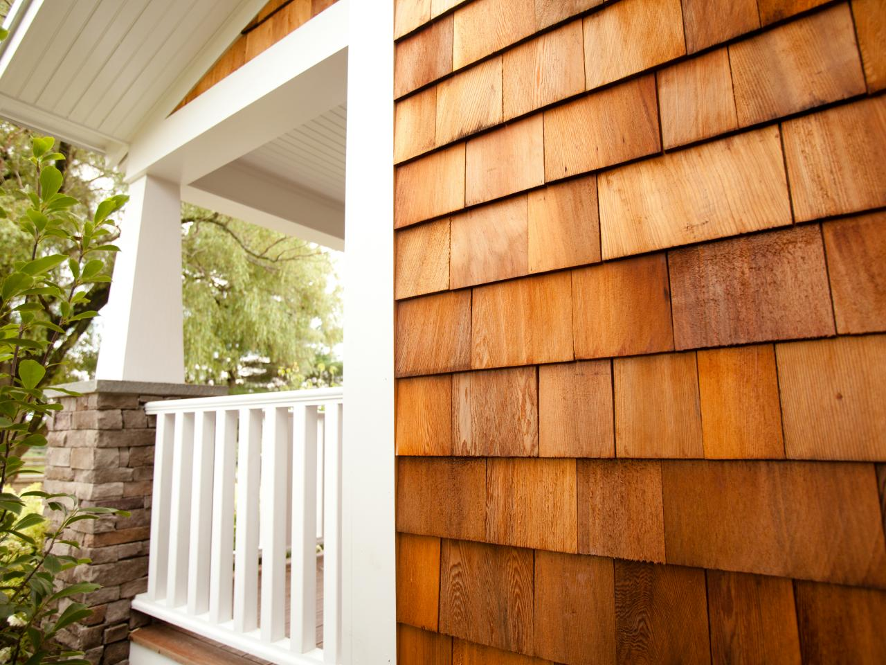 Cedar Shake Siding Photos Diy