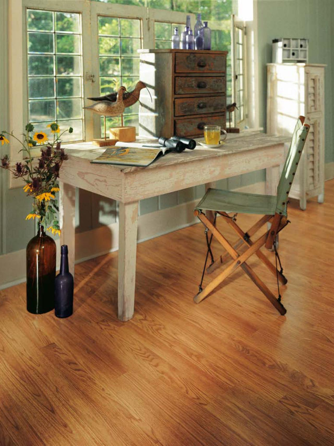 Craftsman Oak Photo Courtesy Of Pergo