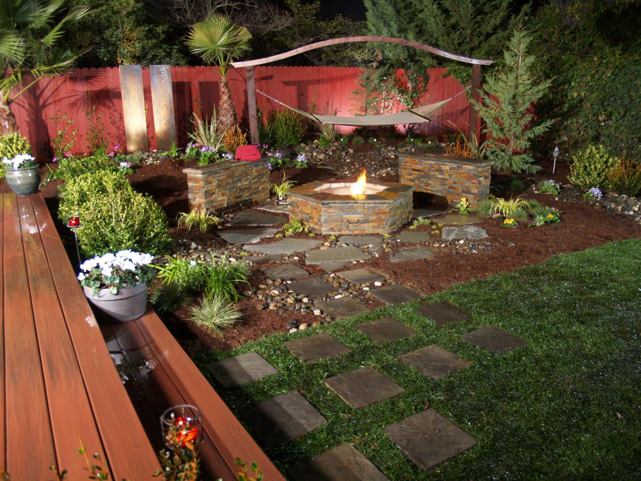 66 Fire Pit and Outdoor Fireplace Ideas | DIY Network Blog ...