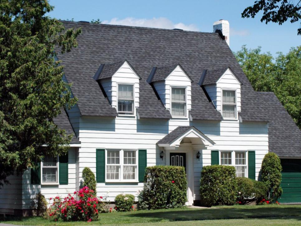 26 popular architectural home styles diy for Cape cod style house