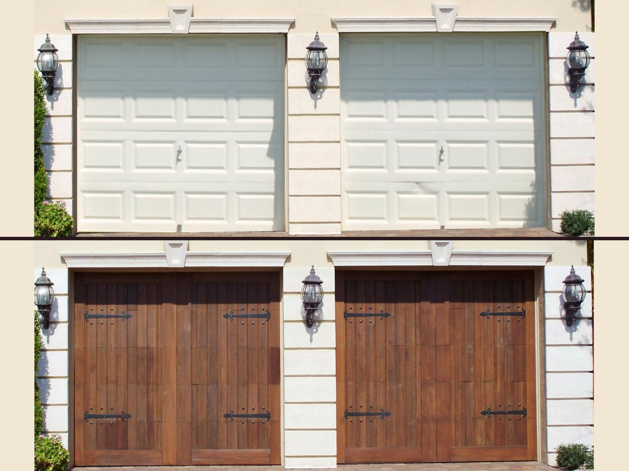 Garage door buying guide diy How to do a home makeover