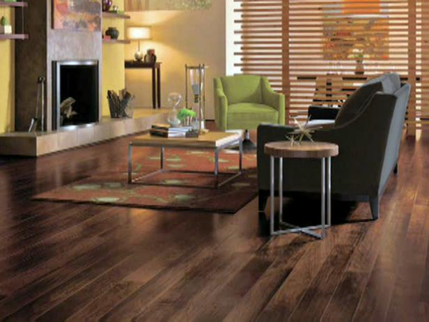 Guide to selecting flooring diy Carpet or wooden floor in living room