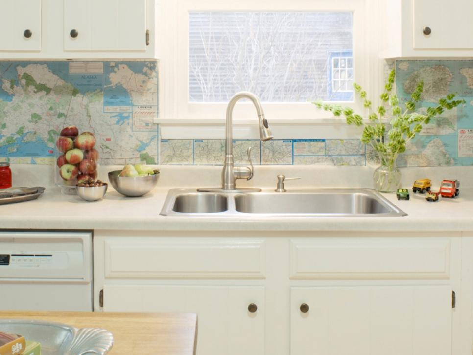 7 budget backsplash projects | diy
