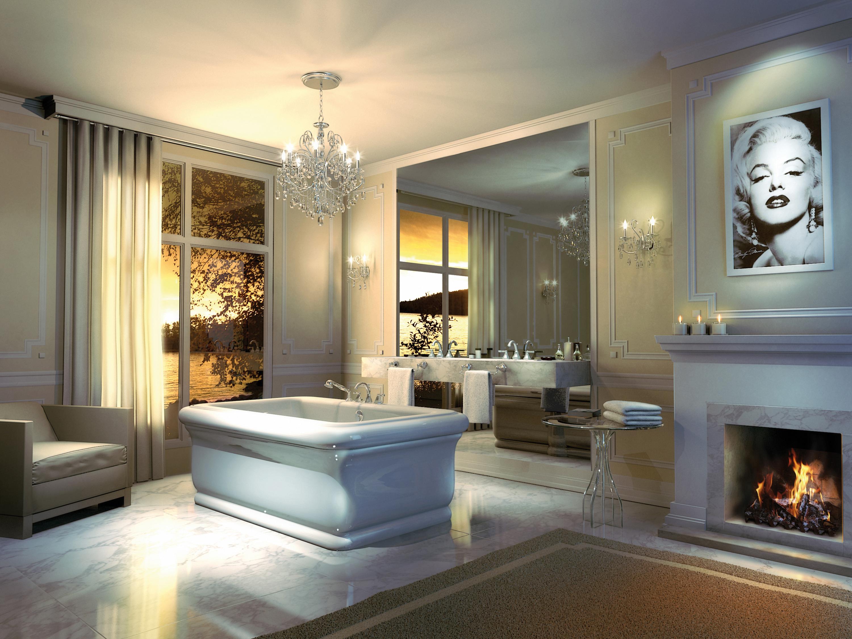 Comfortable Bathroom Cabinets Secaucus Nj Big Bath Vanities New Jersey Solid White Vanity Mirror For Bathroom Small Bathroom Ideas With Shower And Tub Old Small Deep Bathtubs ColouredDelta Bathroom Sink Faucet Parts Diagram 10 Designer Bathrooms Fit For Royalty | DIY