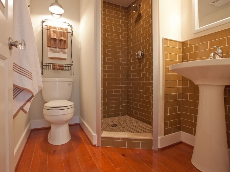 Take Stock Blog Cabin Bathrooms  Elements of Design DIY