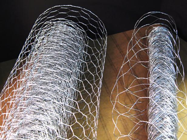 Cut Chicken Wire