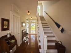 Blog Cabin 2011: Elegant Foyer Makeover