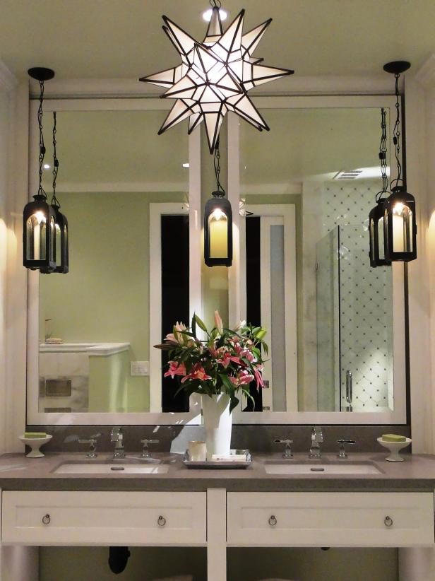 Bathroom Light Height the 10 best diy bathroom projects | diy