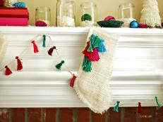 Christmas Hanging Stocking