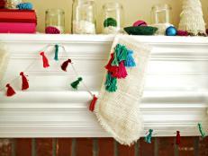 Christmas Hanging Stocking