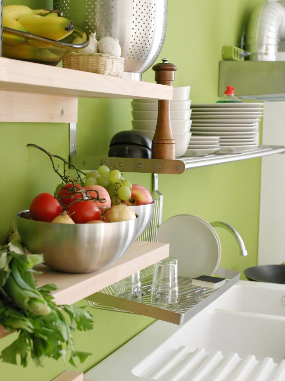 Marvelous Design Of Kitchen Shelf #3: DIY Network