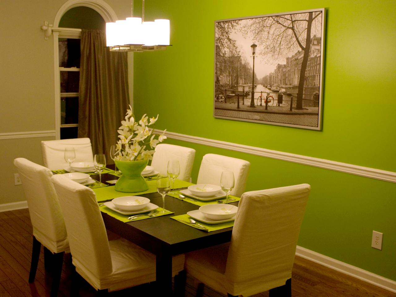 Slipcover trends and styles diy home decor and - How to decorate a dining room ...