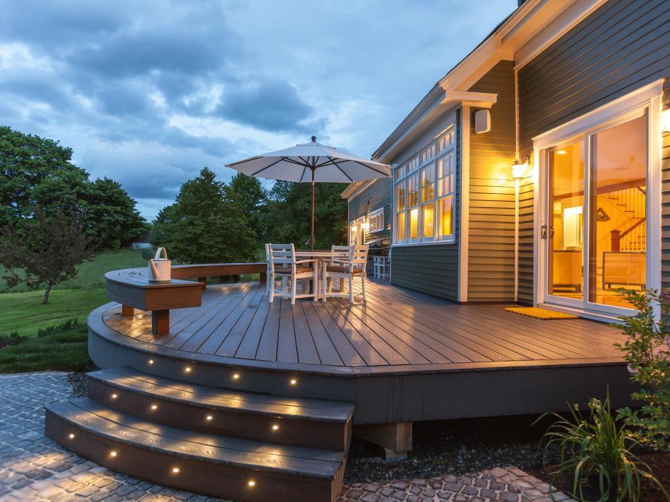 Outdoor Design Ideas outdoor designs to create your own beauteous outdoor home design ideas 2 7 Stylish Deck Features Hgtv Outdoor Deck Design Ideas
