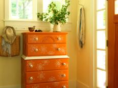 CI-Susan-Teare_Floral-orange-dresser-foyer_s3x4
