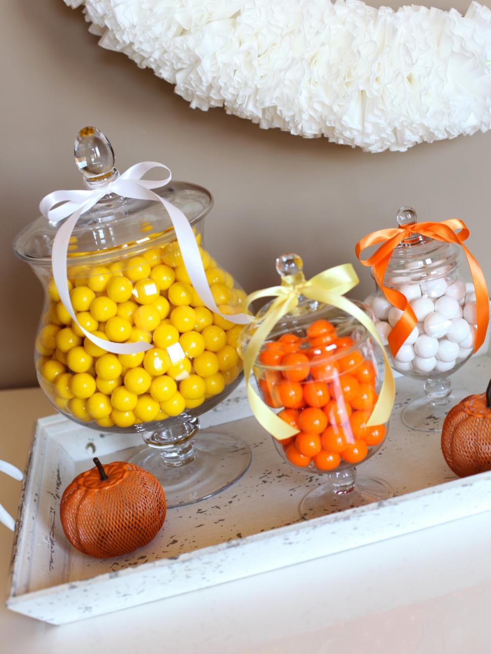 easy halloween party decorations you can make for about 5 diy - Simple Homemade Halloween Decorations
