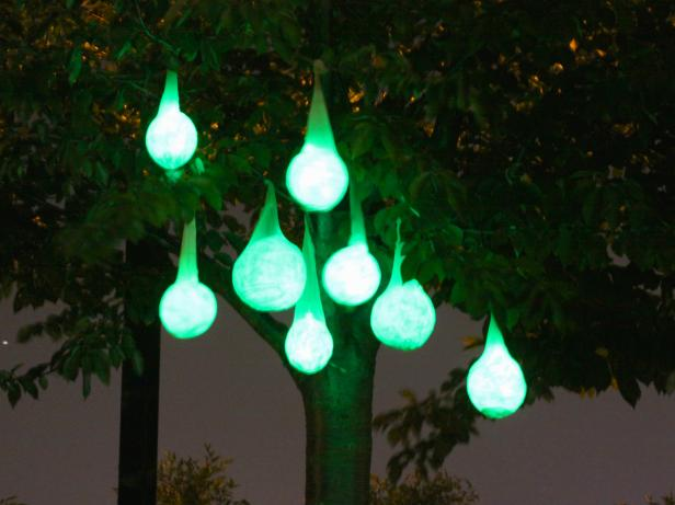 Glowing Pods