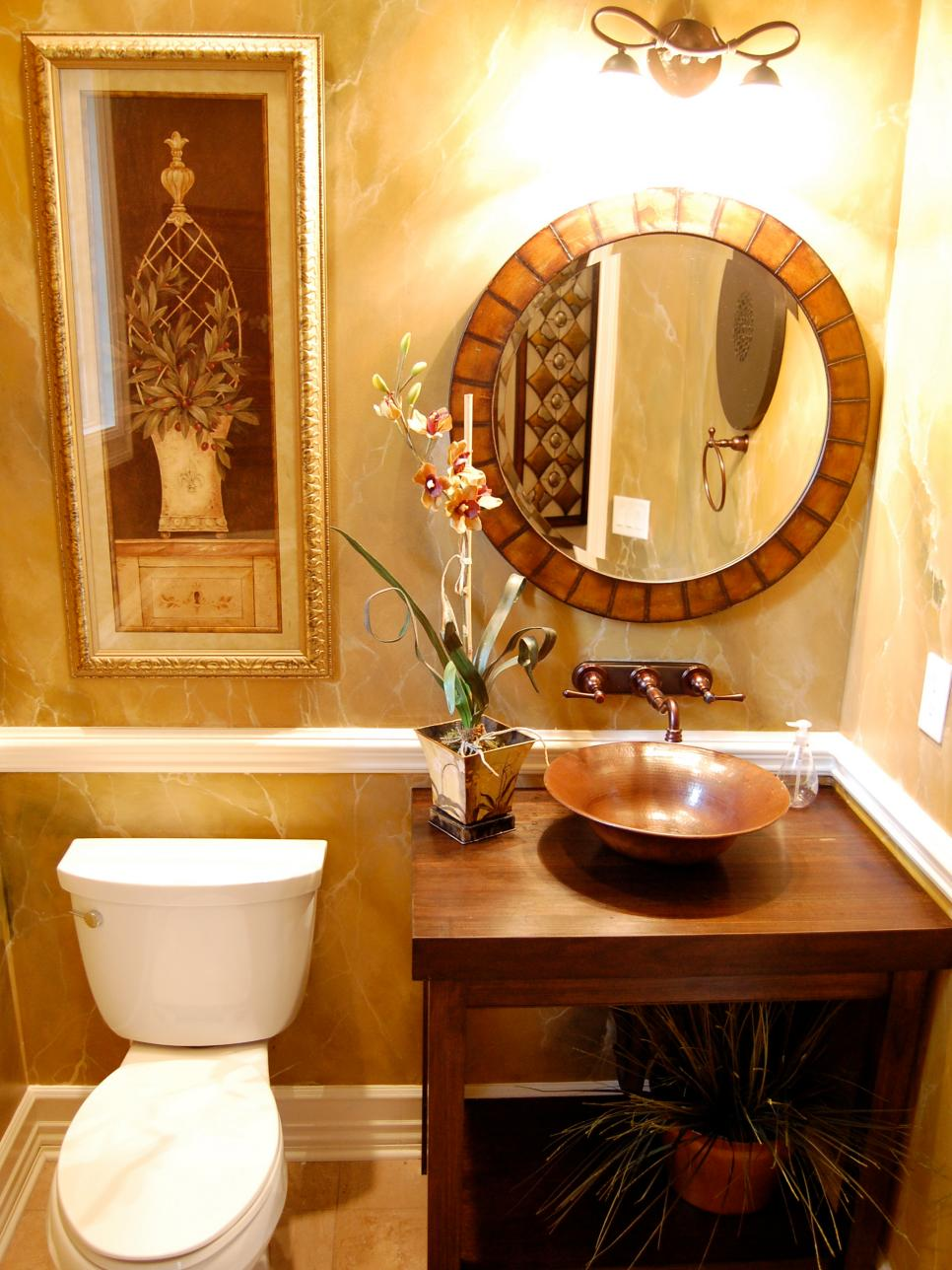 Decorating A Small Bathroom 25 Tips For Decorating A Small Bathroom  Bath Crashers  Diy