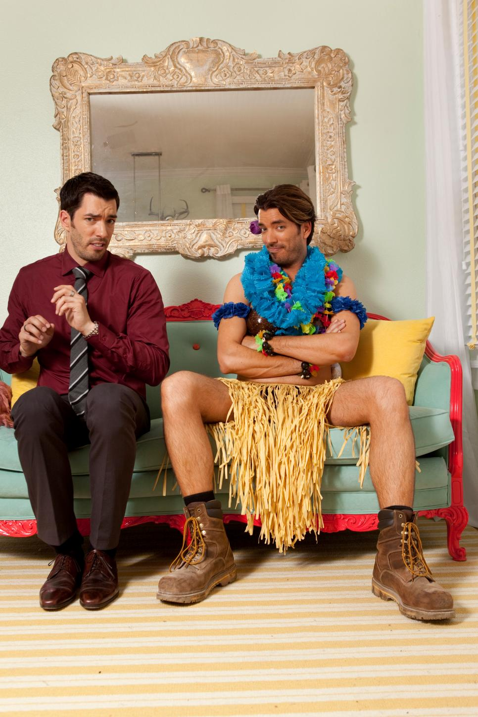 23 hilarious images of the property brothers 39 drew and Who are the property brothers