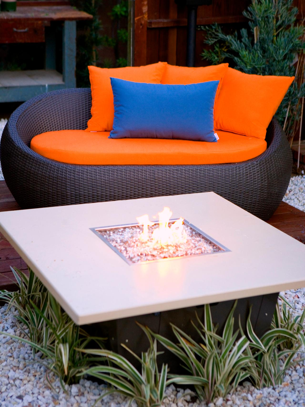 Fire Pit Designs Glamorous 66 Fire Pit And Outdoor Fireplace Ideas  Diy Network Blog Made  . Inspiration
