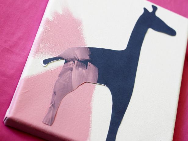 CI-Kori-Clark_Silouette-paintings-pink-giraffe_s4x3