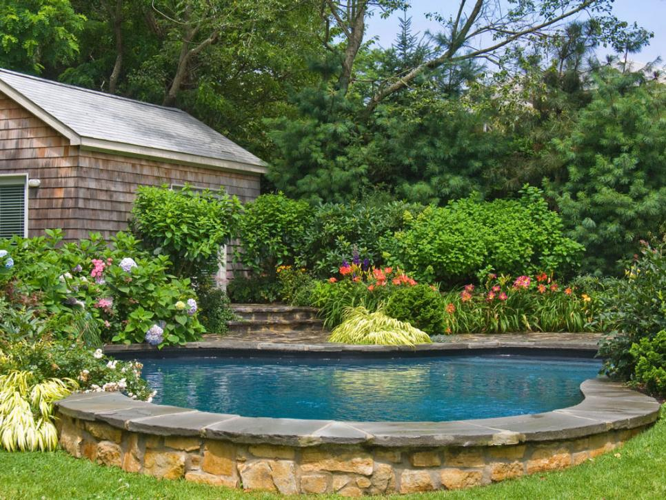 Pictures of formal english gardens diy for English garden pool
