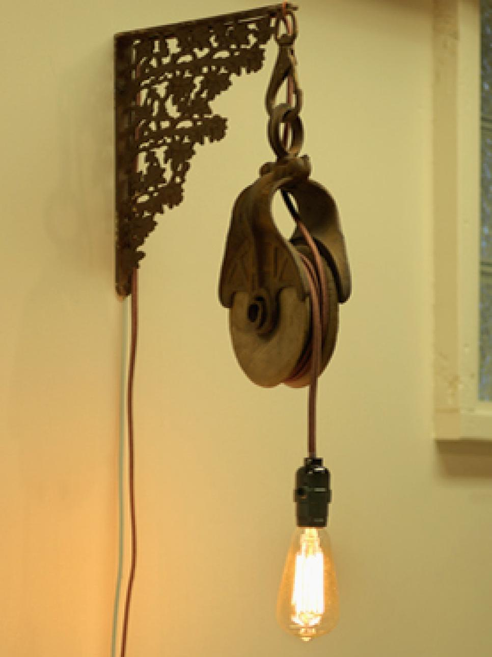Upcycled Lamps And Lighting Ideas Diy