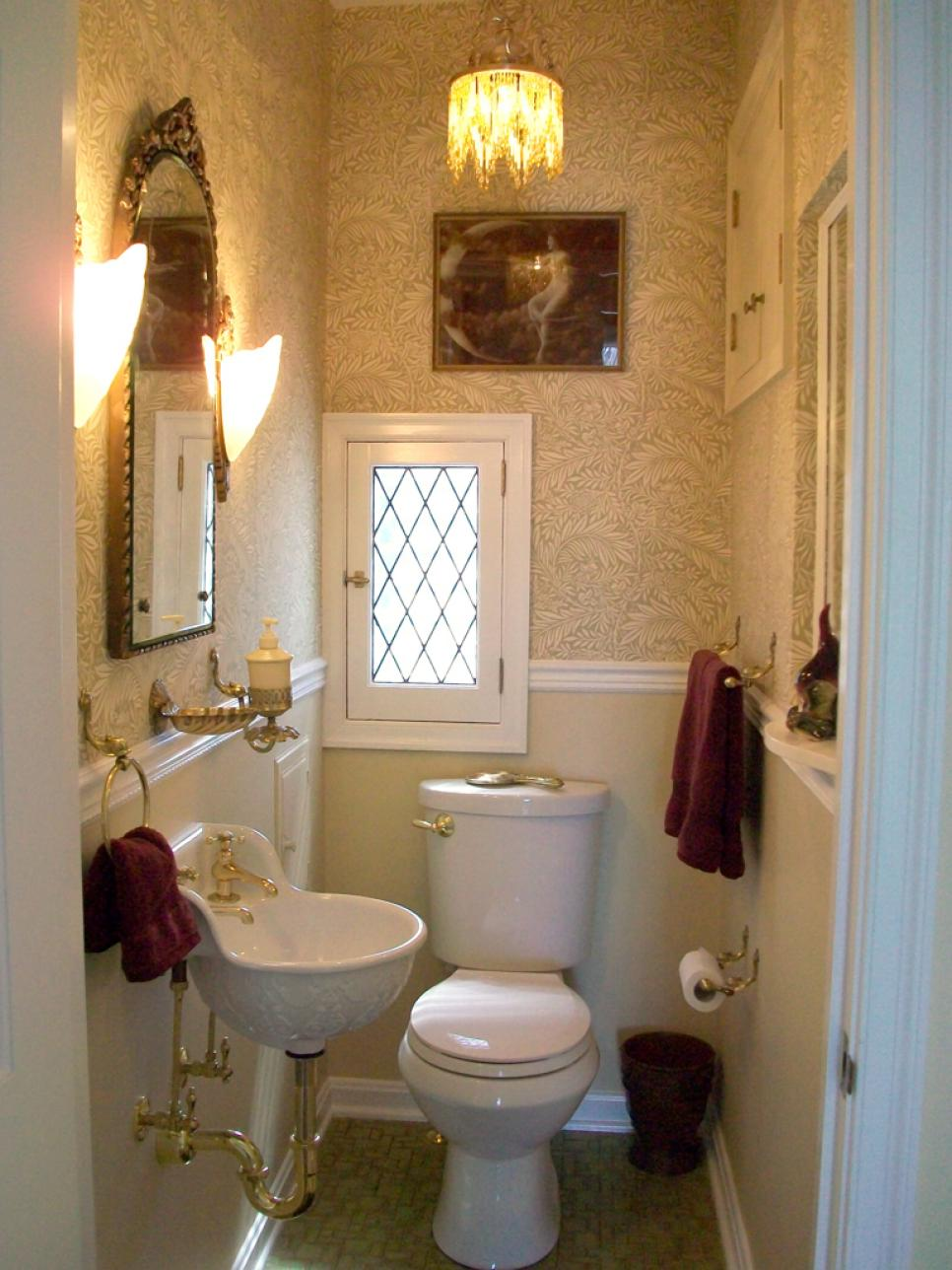 Powder room designs diy Toilet room design ideas