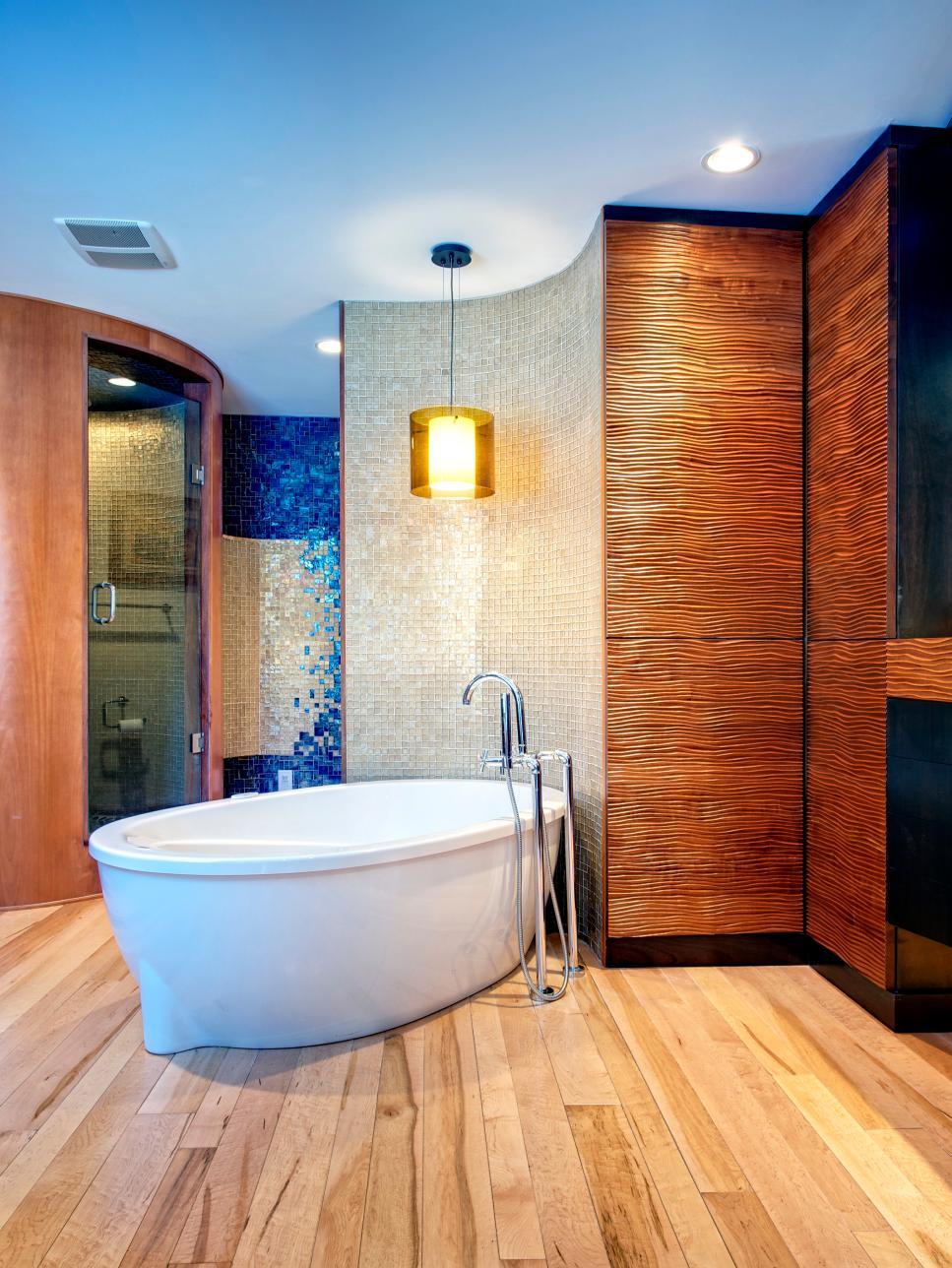 20 Ideas for Bathroom Wall Color | DIY