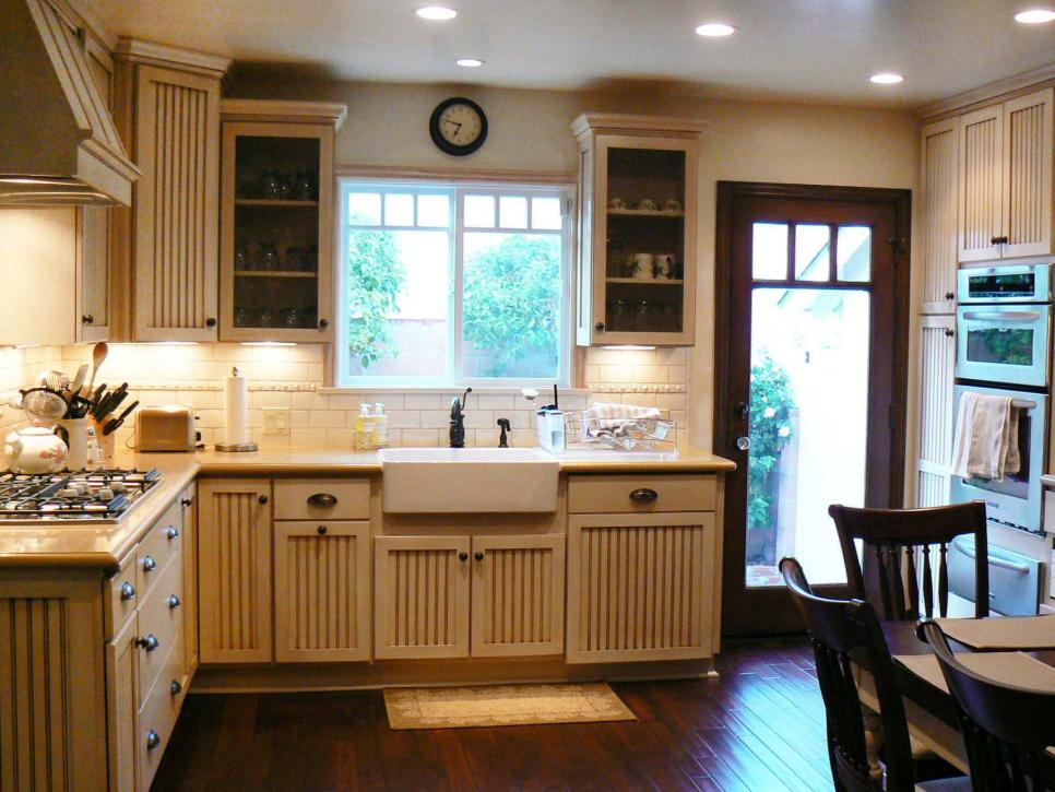 15 Cottage Kitchens Diy
