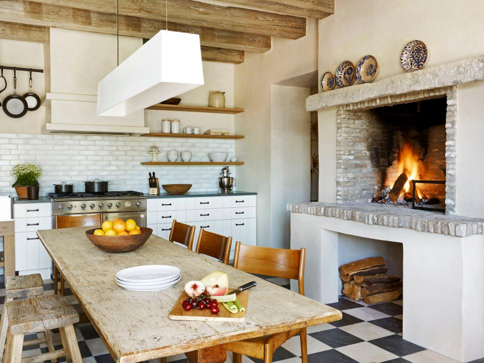 15 Cottage Kitchens