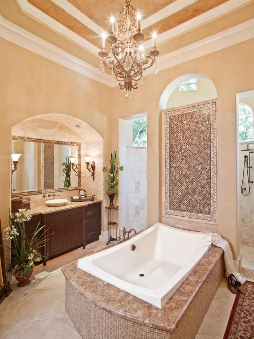 15 Romantic Bathroom Designs Diy